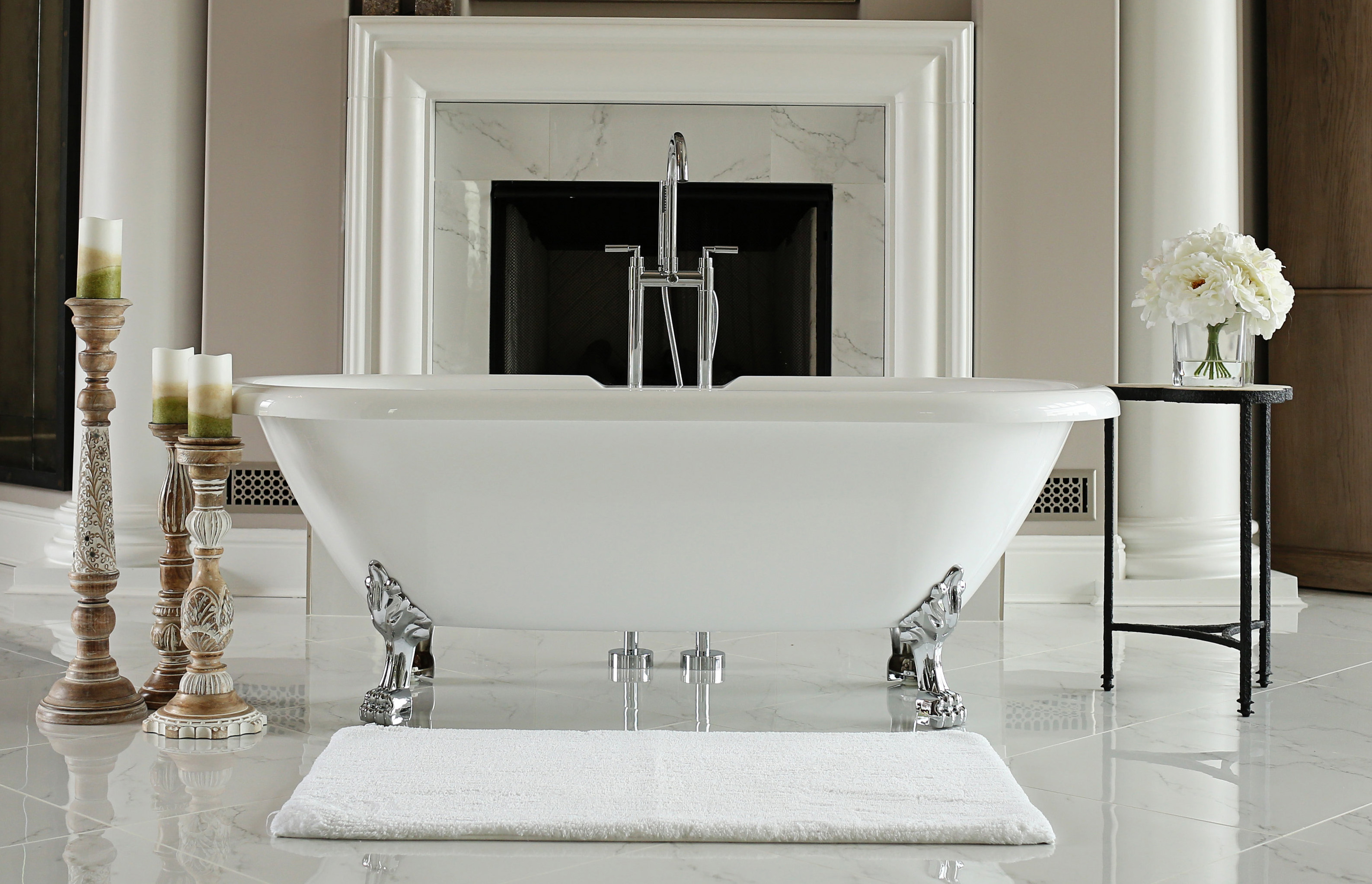 SIGNATURE BATH - LUXURY BATHS!